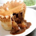 Hearty pie`s
